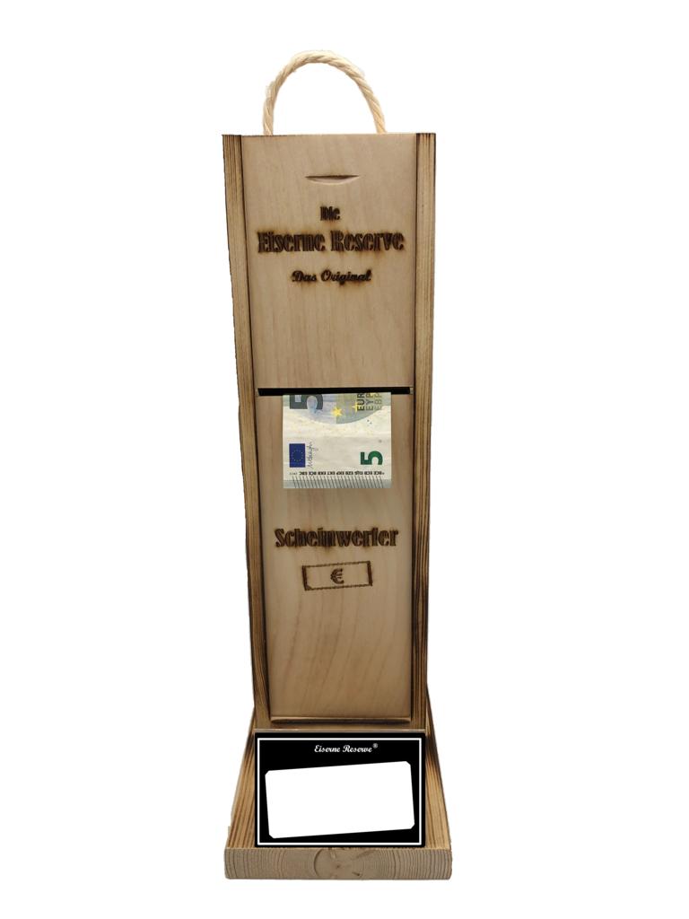 Neutral Scheinwerfer - Geldautomat - Geldgeschenk