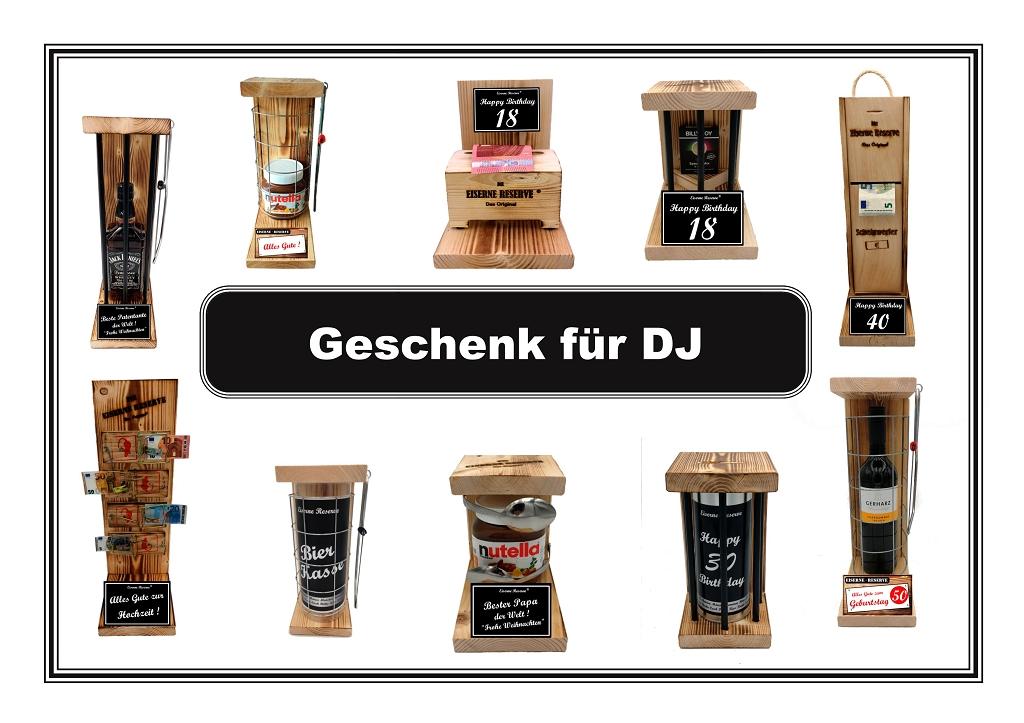 Geschenk für DJ