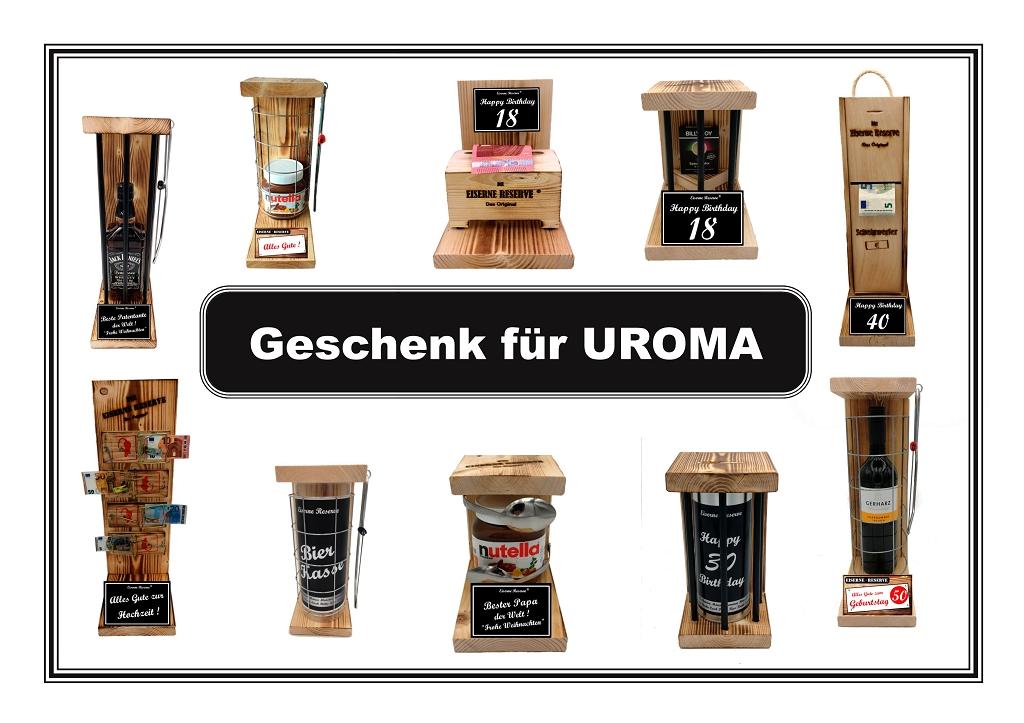 Geschenk für UROMA